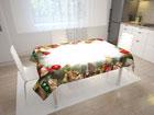 Рождественская скатерть 1 120x180 cm ED-122606
