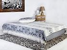 Декоративная подушка + плед Soft Rose EV-122707
