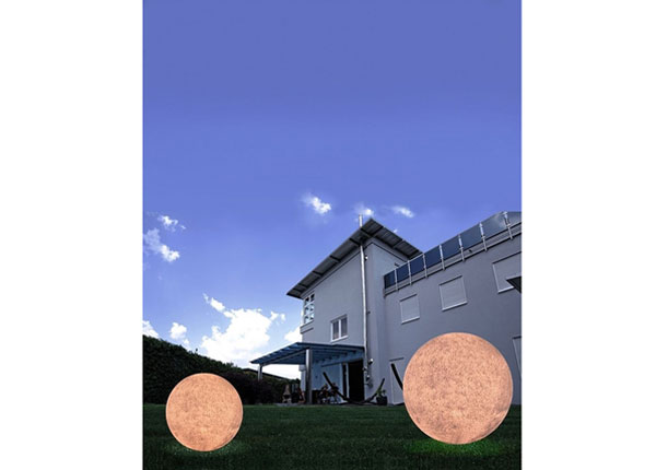 Уличный светильник Ball Granit LY-123384