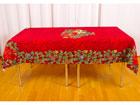 Рождественская скатерть из гобелена Ginger 140x220 cm TG-123431