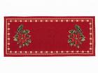 Рождественская салфетка из гобелена Ornament 44x100 cm TG-123442