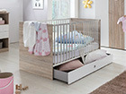 Детская кроватка Saskia 70x140 cm SM-123513
