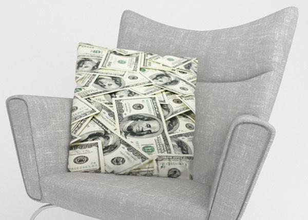 Декоративная наволочка Dollar
