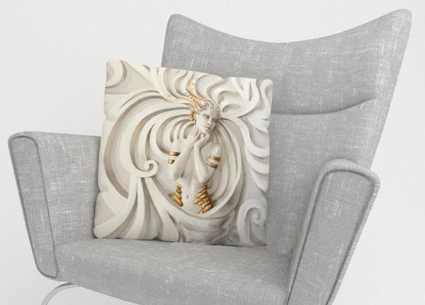 Декоративная наволочка Greek Relief