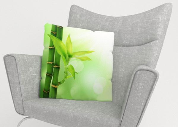Декоративная наволочка Green Bamboo