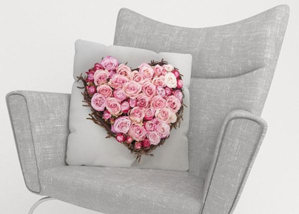 Декоративная наволочка Heart of Love