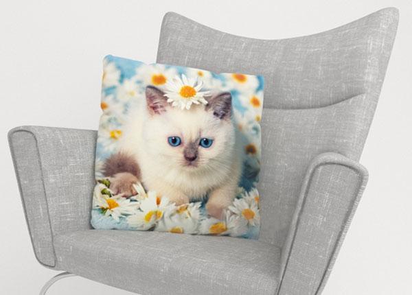 Декоративная наволочка Kitten