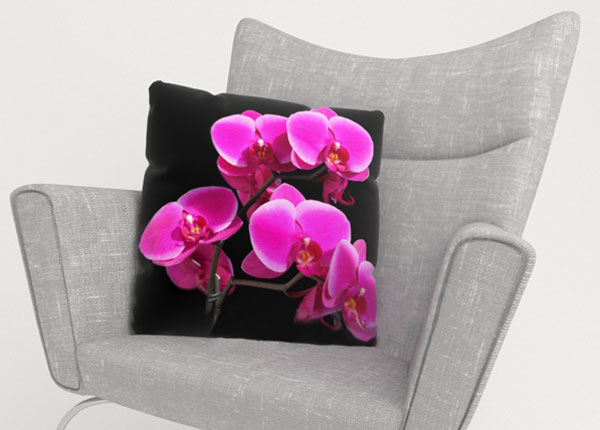 Декоративная наволочка Orchid Twig