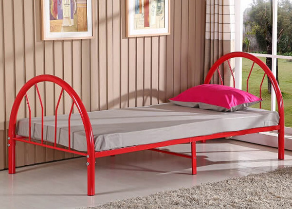 Металлическая кровать Camille 90x200 cm AQ-124138