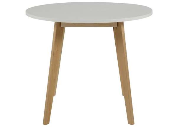 Обеденный стол Raven Ø 90 cm CM-124164