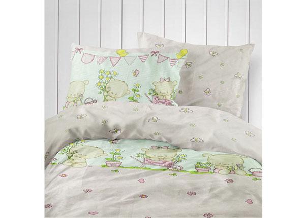 Детское постельное белье Pink Bear
