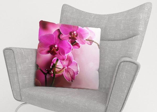 Декоративная наволочка Purple Orchid