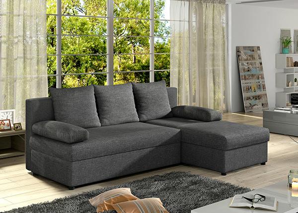 Угловой диван-кровать с ящиком TF-124313