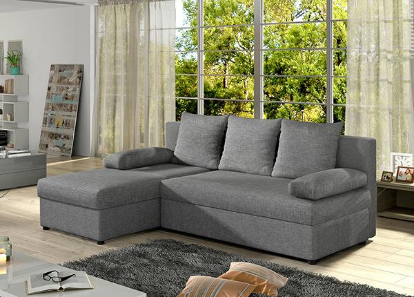 Угловой диван-кровать с ящиком TF-124319