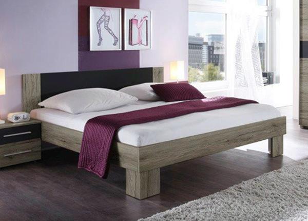 Кровать 160x200 cm + матрас Prime Standard Bonell TF-124348