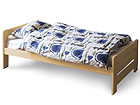 Кровать из массива берёзы 70x155 cm WK-124368