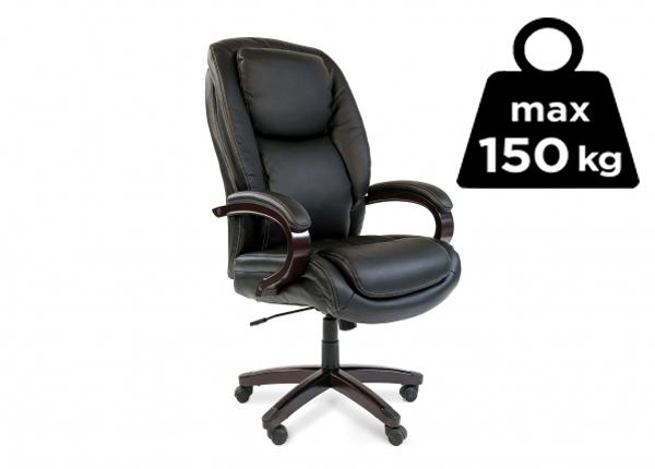 Рабочий стул Chairman 408, max 150 кг KB-124395