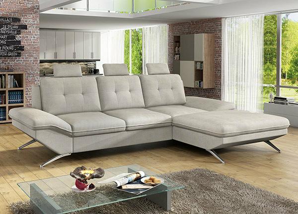 Угловой диван-кровать с ящиком TF-124444