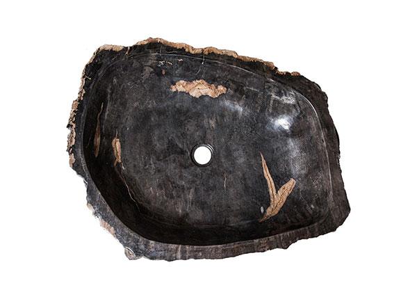 Умывальник из окаменелого дерева GM-124520