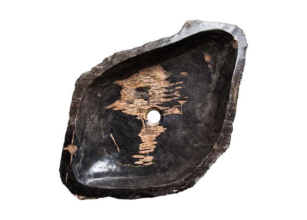 Умывальник из окаменелого дерева GM-124534