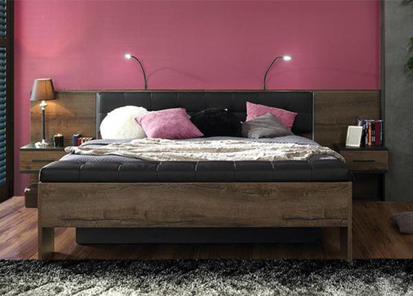 Кровать 160x200 cm + 2 тумбы TF-124643