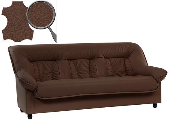 Кожаный диван-кровать Spencer ON-124678