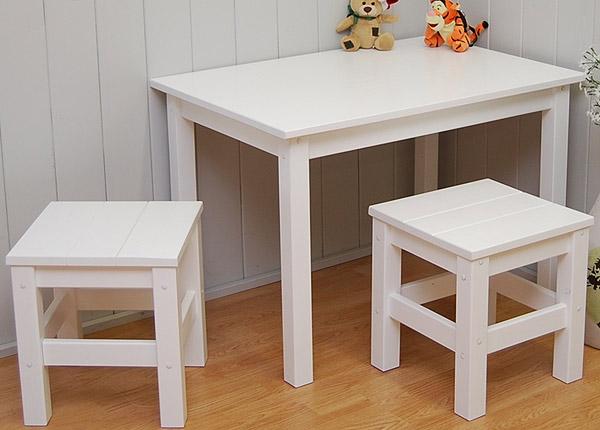 Детский стол + 2 стула FY-124736