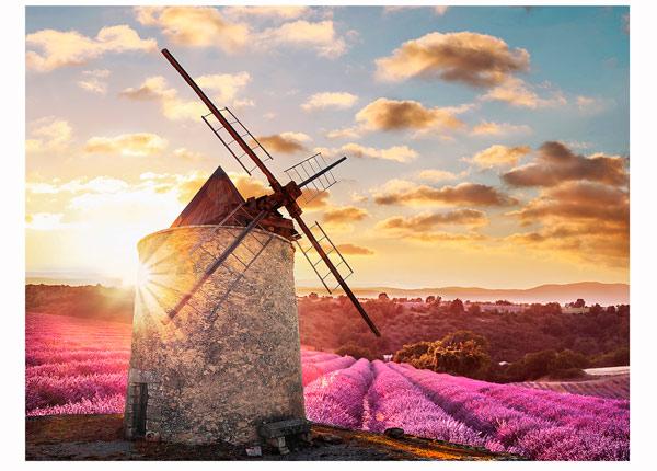 Картина France Windmill 113x85 cm QA-124771