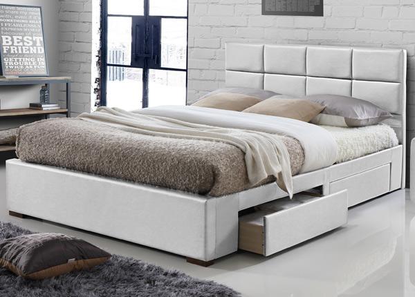 Кровать с ящиками 160x200 cm RA-124816