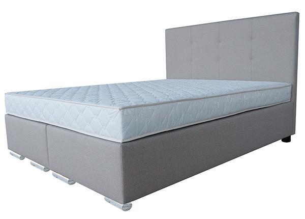 Континентальная кровать Continental + наматрасник PPU 160x200 cm MT-124819
