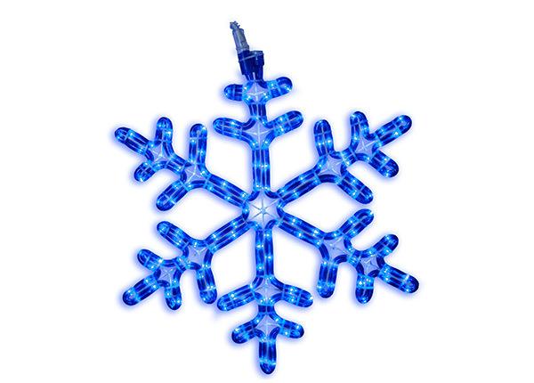 Рождественская LED декорация Snowflake 40cm AA-124866