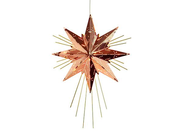 Звезда из металла Star Mini Luxe AA-124885