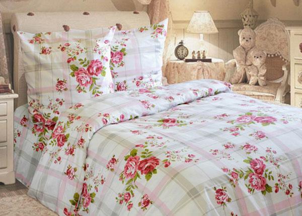 Постельне белье Розовые цветы