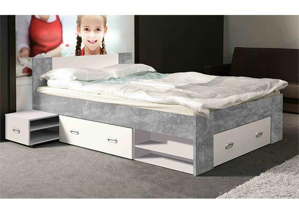 Комплект кровати 140x200 cm TF-125036