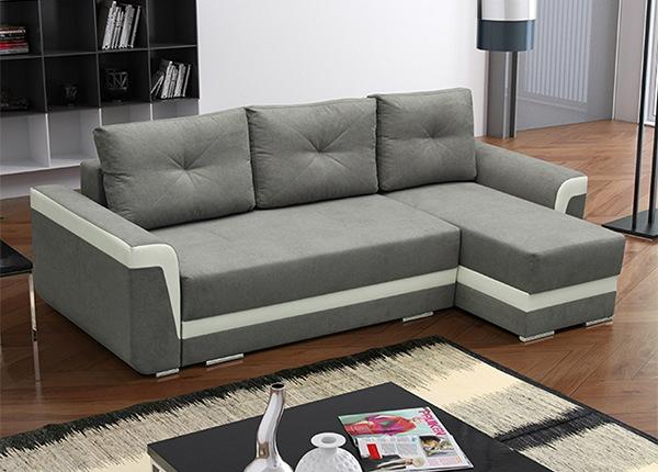 Угловой диван-кровать с ящиком TF-125190