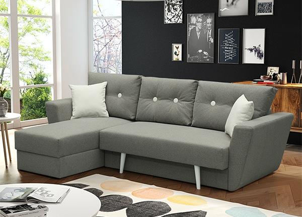 Угловой диван-кровать с ящиком TF-125194