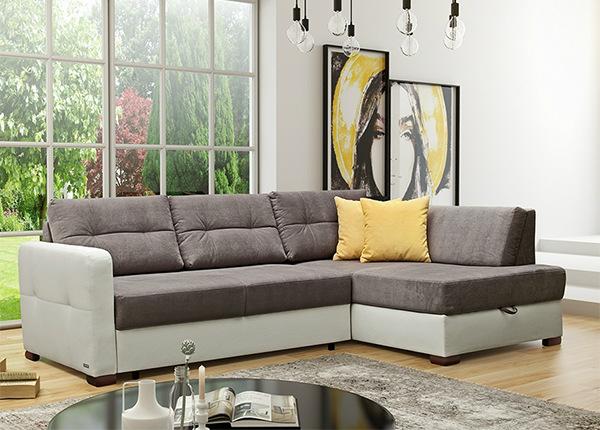 Угловой диван-кровать с ящиком TF-125198