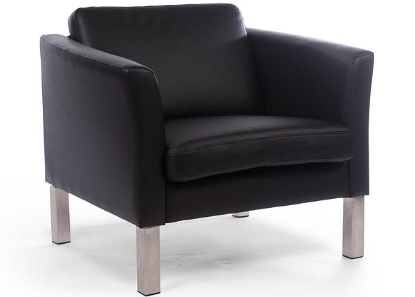 Кожаное кресло Boss VR-125278