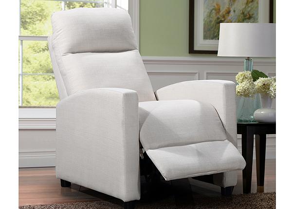 Кресло с механизмом подножки Alex Recliner TS-125285