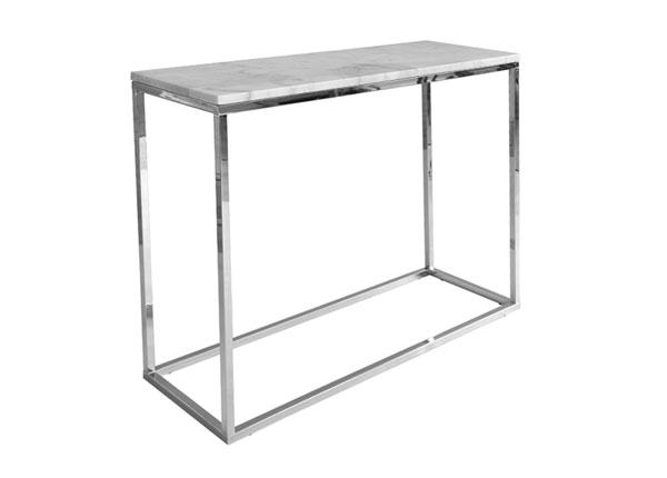 Мраморный консольный стол Accent Chrome A5-125346