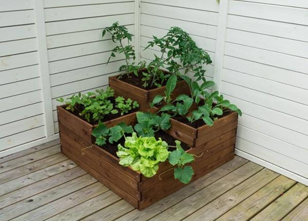 Ящик для растений, ступенчатый