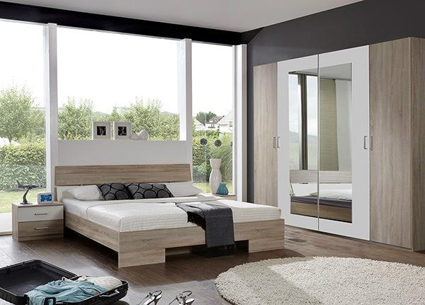 Комплект спальной комнаты Alina 160x200 cm SM-125682