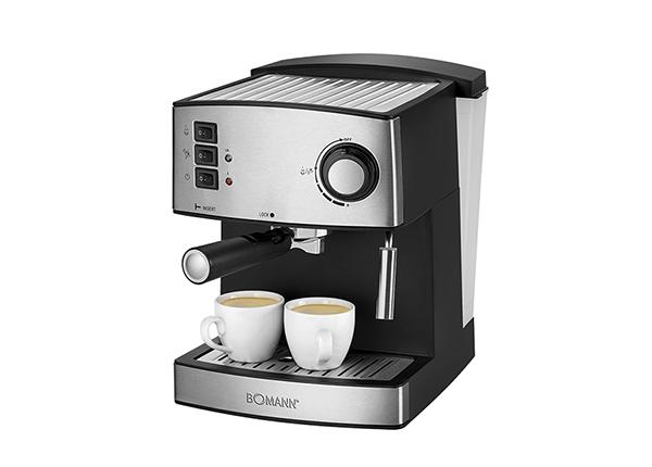 Эспрессо машина Bomann GR-126048