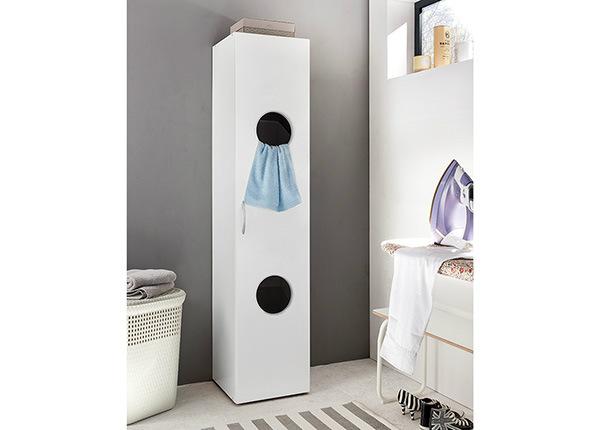 Шкаф для белья MRK 658 SM-126076