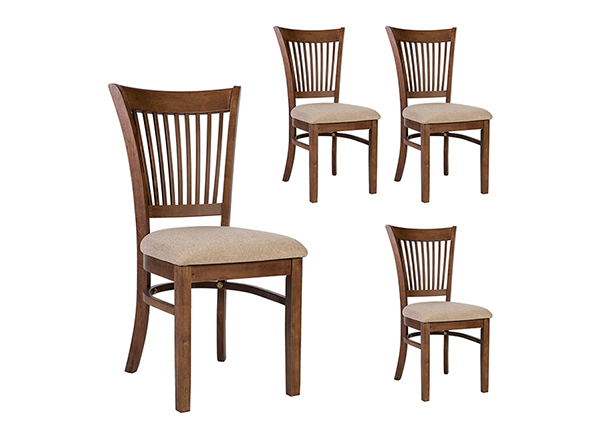 Комплект стульев Joy, 4 шт EV-126150