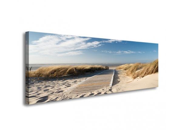 Картина North Sea dune 120x40 cm ED-126286
