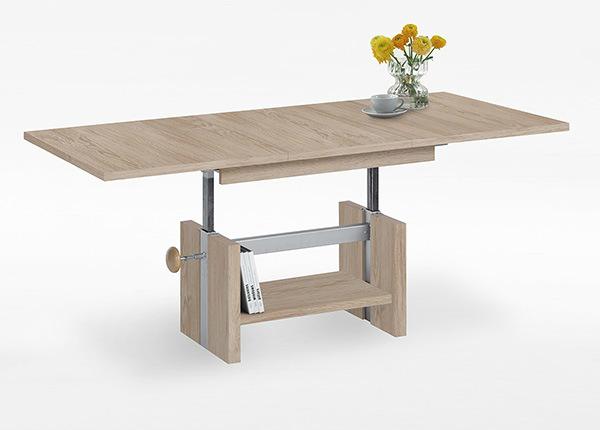 Регулируемый журнальный стол Arles 110-150x70 cm SM-126636