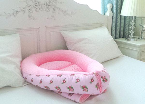 Кокон / гнездо для новорожденных Pink MD-126660
