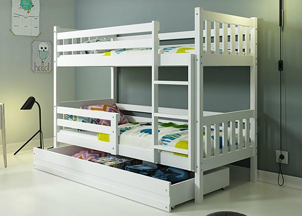 Двухъярусная кровать 80x190 cm