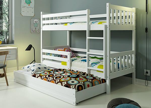 3-местная двухъярусная кровать 80x190 cm TF-126692